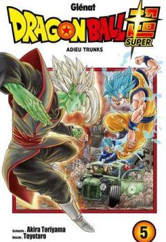 Livres Couvertures de Dragon Ball Super - Tome 05