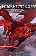 Dungeons & Dragons Écran pour maître de donjon «DungeonMasterReincarnated»