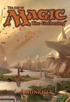 Livres Couvertures de The Art of Magic: The Gathering - Amonkhet