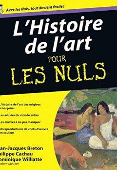 Livres Couvertures de Histoire de l'art Pour les Nuls