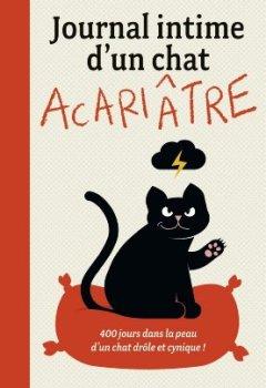 Livres Couvertures de Journal intime d'un chat acariâtre
