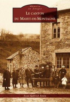 Livres Couvertures de Mayet-de-Montagne (Le Canton du)
