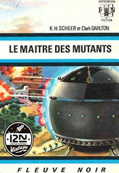 Livres Couvertures de Perry Rhodan n°10 - Le maître des mutants