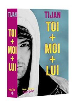 Livres Couvertures de Toi + Moi + Lui