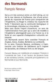 Livres Couvertures de L'Aventure des Normands