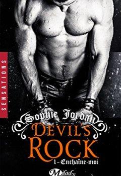 Livres Couvertures de Enchaîne-moi: Devil's Rock, T1