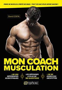 Livres Couvertures de Mon Coach Musculation