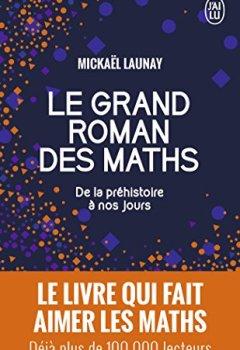 Livres Couvertures de Le grand roman des maths : De la préhistoire à nos jours