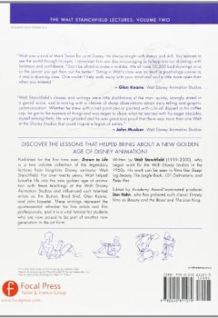 Livres Couvertures de Drawn to Life: 20 Golden Years of Disney Master Classes: Volume 2: The Walt Stanchfield Lectures
