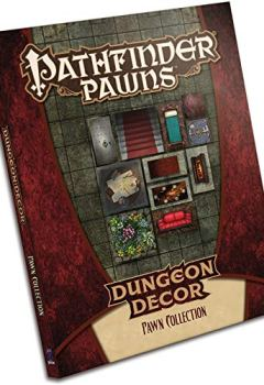 Livres Couvertures de Pathfinder Pawns: Dungeon Decor Pawn Collection