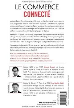 Livres Couvertures de Le commerce connecté: Comment le digital révolutionne le point de vente.