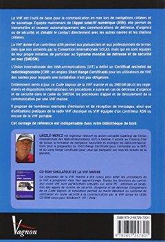 Livres Couvertures de Code Vagnon de la VHF marine et du SMDSM : Préparation au Certificat restreint de radiotéléphoniste - CRR