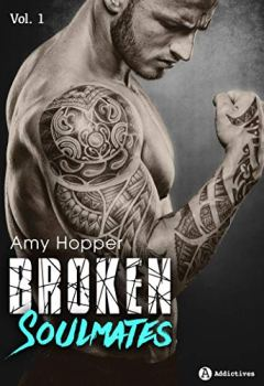Livres Couvertures de Broken Soulmates: Prix promo à 3,99 en précommande, puis à 4,99 à partir du 29/12 !