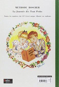 Livres Couvertures de Méthode Boscher ou La Journée des tout petits