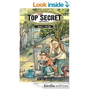 top secret ebook cover