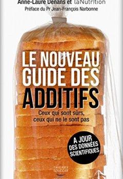 Livres Couvertures de Le Nouveau Guide des additifs
