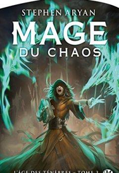Livres Couvertures de L'Âge des Ténèbres, T3 : Mage du chaos