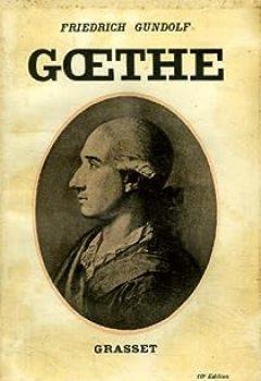 Livres Couvertures de Goethe