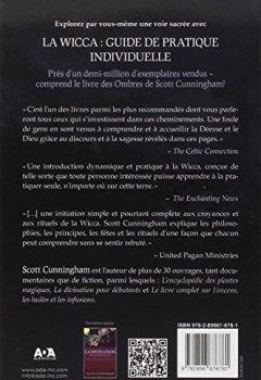 Livres Couvertures de La Wicca - Guide de pratique individuelle