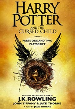 Livres Couvertures de Harry Potter and the Cursed Child - Parts One and Two: The Official Playscript of the Original West End Production