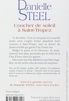Livres Couvertures de Coucher de soleil à Saint-Tropez
