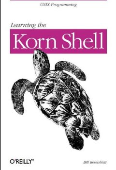 Livres Couvertures de Learning the Korn Shell (en anglais)