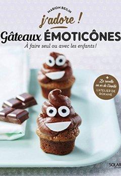 Livres Couvertures de Gâteaux émoticônes - J'adore
