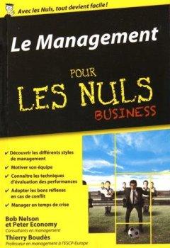 Livres Couvertures de Le Management pour les Nuls poche Business