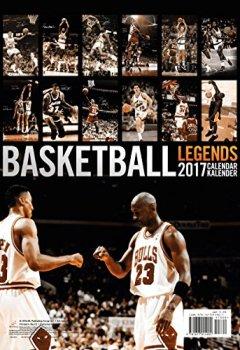 Livres Couvertures de Basketball Legends 2017