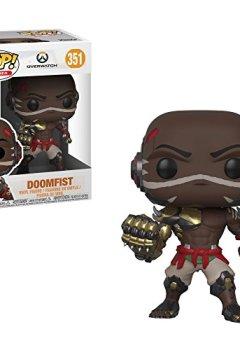 Livres Couvertures de FunKo Figurine Pop - Overwatch - Doomfist