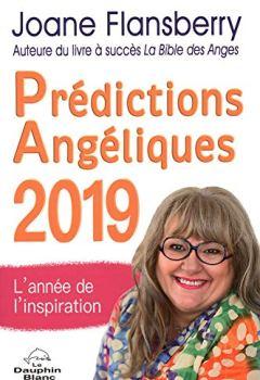 Livres Couvertures de Prédictions Angéliques 2019 - L'année de l'inspiration