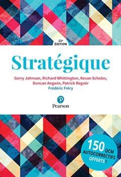 Livres Couvertures de Stratégique 11e édition + Quiz