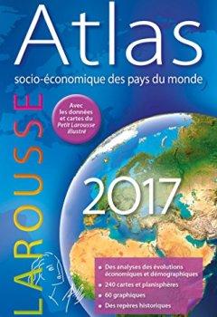 Livres Couvertures de Atlas socio-économique des pays du monde 2017