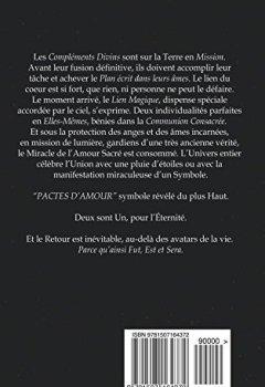 Livres Couvertures de Pactes D'Amour - La Vérité Sacrée des Âmes Jumelles
