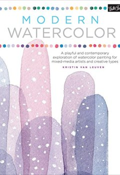 Livres Couvertures de Modern Watercolor