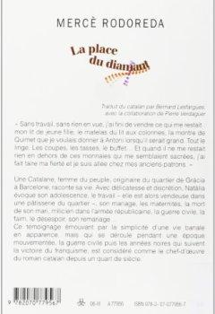 Livres Couvertures de La place du Diamant