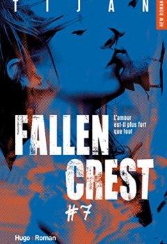 Livres Couvertures de Fallen crest - tome 7
