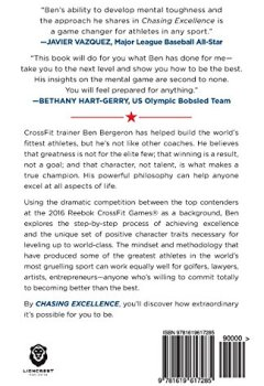 Livres Couvertures de Chasing Excellence: A Story About Building the World?s Fittest Athletes