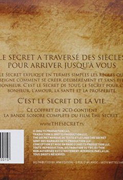 Livres Couvertures de CD audio le secret