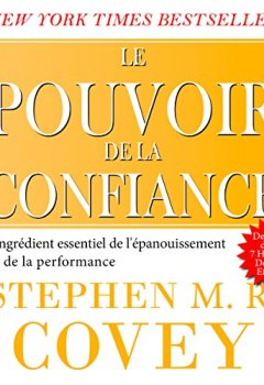 Livres Couvertures de Le pouvoir de la confiance