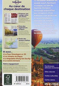 Livres Couvertures de Myanmar - 8ed