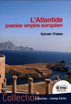 Livres Couvertures de L'Atlantide premier empire européen