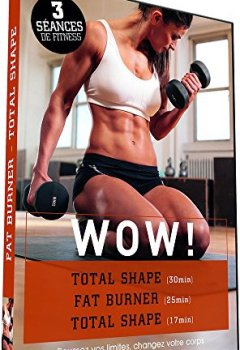 Livres Couvertures de Wow ! - fat burner - total shape