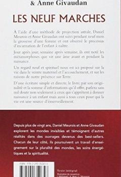 Livres Couvertures de Les neuf marches - Un regard spirituel sur la grossesse et la naissance