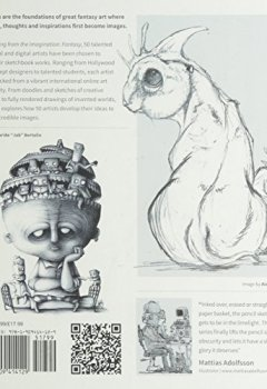 Livres Couvertures de Sketching from the Imagination: Fantasy