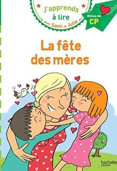Livres Couvertures de Sami et Julie CP Niveau 2 La fête des mères