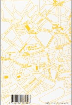 Livres Couvertures de La Forme d'une ville (livre non massicoté)