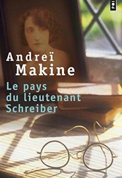 Livres Couvertures de Le Pays du lieutenant Schreiber. Le roman d'une vie