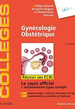 Livres Couvertures de Gynécologie Obstétrique: Réussir les ECNi