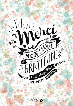 Livres Couvertures de Merci, Mon carnet de gratitude